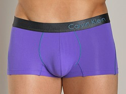Calvin Klein Prostretch Reflex Low Rise Trunk Ultra Violet
