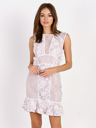 The Jetset Diaries Loaded Dress White