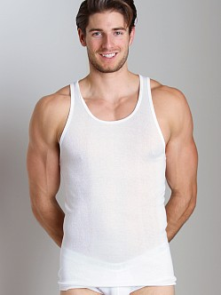 2xist 3-Pack Tank Tops White