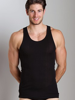 2xist 3-Pack Tank Tops Black
