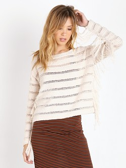 Amuse Society Kiera Sweater Shell