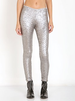 Amuse Society Charley Legging Metallic