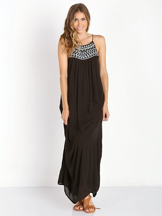 Amuse Society Lotus Dress Black Sands