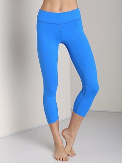 Beyond Yoga Back Gather Legging Brilliant Blue
