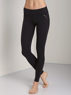 Beyond Yoga Lattice Trim Long Legging Black