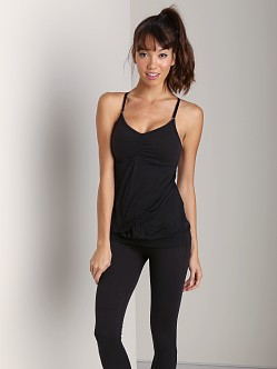Beyond Yoga Low Back Cami Black