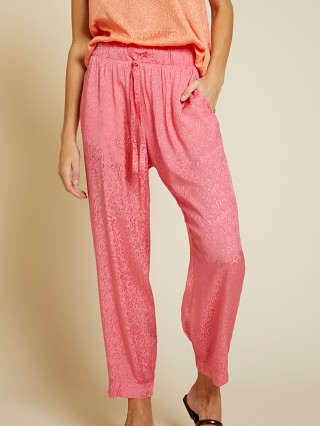 Nation LTD Fremont Un-Jogger Pant Flamingo