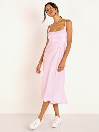 ASTR the Label Joan Dress Bubblegum Pink
