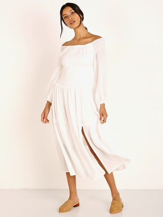 ASTR the Label Utopia Dress Off White
