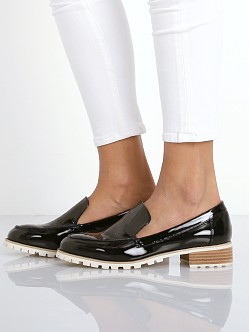 Matisse Messer Loafer Black Patent
