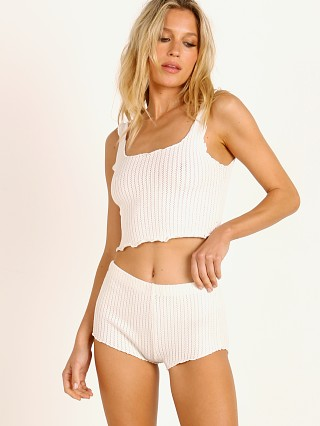 You may also like: Indah Briar Knit Tank Ivory