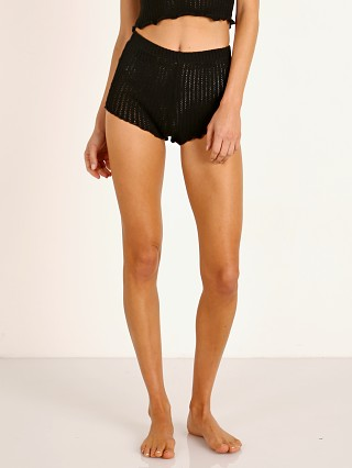Complete the look: Indah Booty Knit Hotpants Black