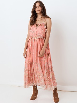 You may also like: Spell & The Gypsy Hendrix Strappy Maxi Dress Dusty Pink