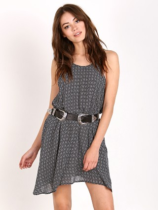Bella Dahl Halter Dress Black