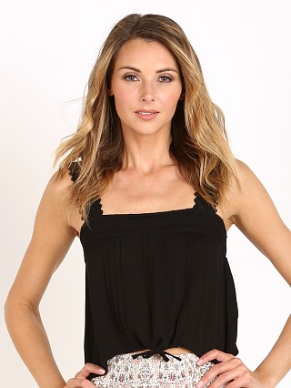 Auguste Luxe Cami Black