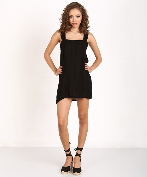 03c035ee6312 Auguste the Label Luxe Slip Dress Black VB1-1604 - Free Shipping at Largo  Drive