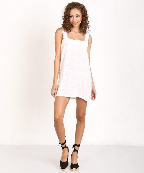 3596112a54c4 Auguste the Label Luxe Slip Dress White VB1-1605 - Free Shipping at Largo  Drive