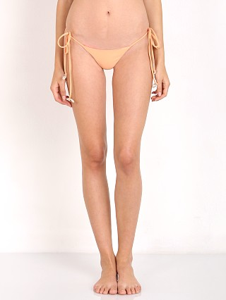 House of Au+Ora Le Freak Bikini Bottom Peach