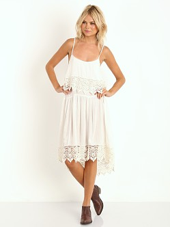 Free People Star Slip Ivory