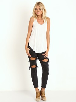 Free People Silo Tank White