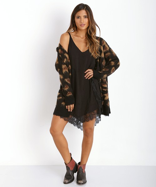 Free People Out of Africa Sweater Wildcat
