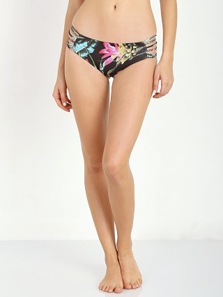 Stone Fox Swim Bali Bottom Black Ginger