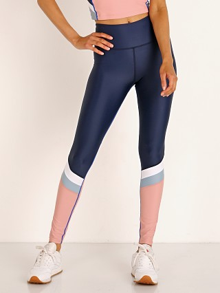 Complete the look: PE NATION Flex It Legging Navy Mid