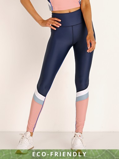 PE NATION Flex It Legging Navy Mid