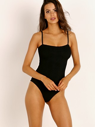 Hunza G Maria One Piece Black