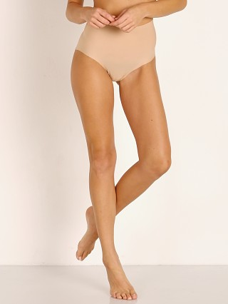 Commando Butter High Rise Panty Beige