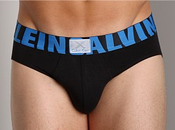 Calvin Klein X Cotton Hip Brief Black
