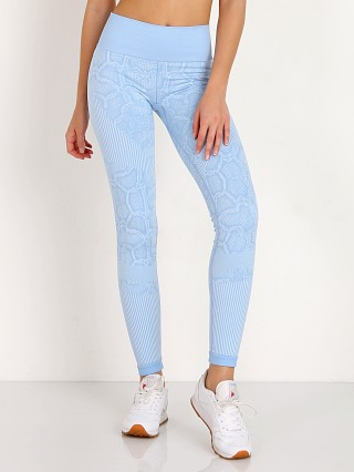 Varley Quincy Tight Sky Blue Snake