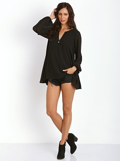 Show Me Your Mumu Jamie Tunic Dress Black