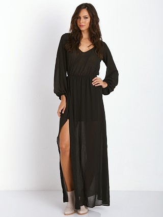 Show Me Your Mumu Jocelyn Maxi Black