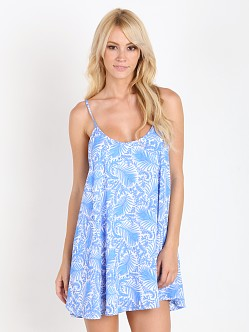 Show Me Your Mumu Bella Dress Sea Breeze