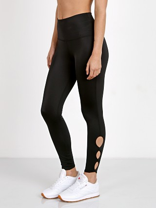 Beyond Yoga Lux Half Moon Midi Legging Black