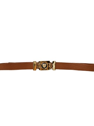 Vanessa Mooney THE MISFIT BELT Brown