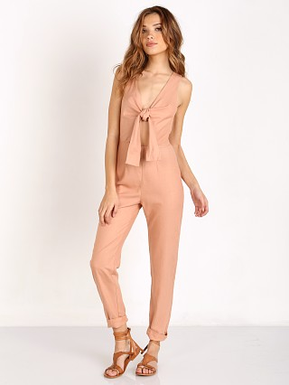 Solid & Striped The Jumpsuit Pink
