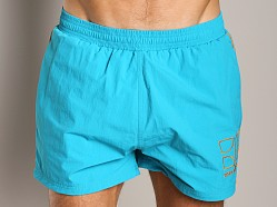 Hugo Boss Male Swim Shorts Turquoise