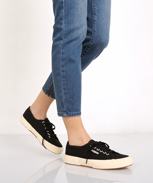 Superga Cotu Classic Sneaker Black 2750-S000010 - Free Shipping at Largo  Drive d84993234