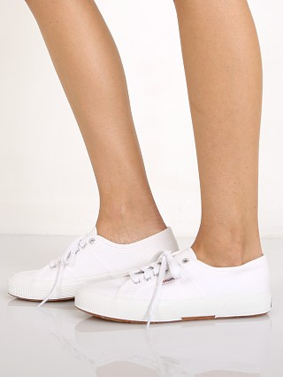 Complete the look: Superga Cotu Classic Sneaker White