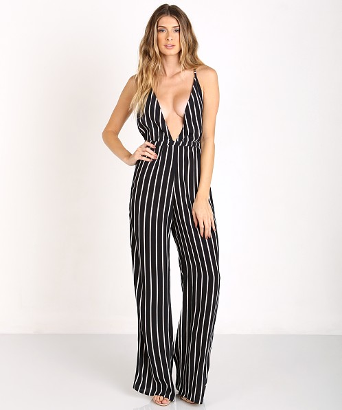ee629436649 Faithfull the Brand Shutterbabe Jumpsuit Tilbury Stripe FF286 - Free  Shipping at Largo Drive