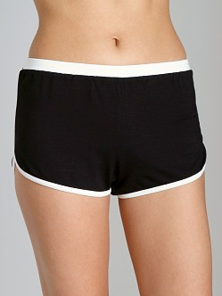 Only Hearts So Fine Gym Shorts Black
