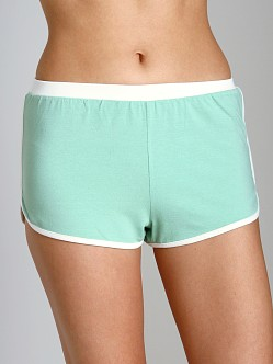 Only Hearts So Fine Gym Shorts Menthol