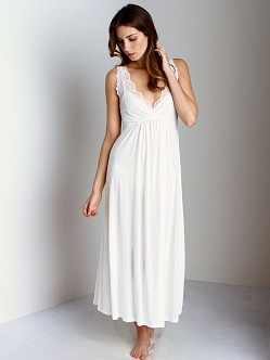 Only Hearts Venice Gown With Lace Antique White