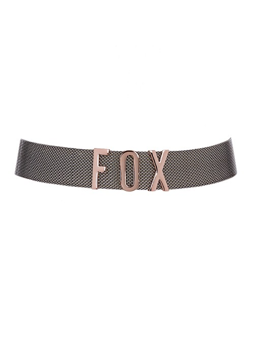 Luv AJ The Foxy Rose Belt Gold