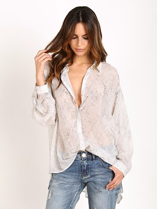The Jetset Diaries Python Tunic