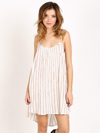 Amuse Society Bowie Dress Moccasin Stripe