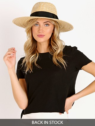 Brixton Joanna Hat Honey