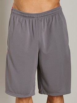 Under Armour Multiplier Short Graphite/Tropic Pink